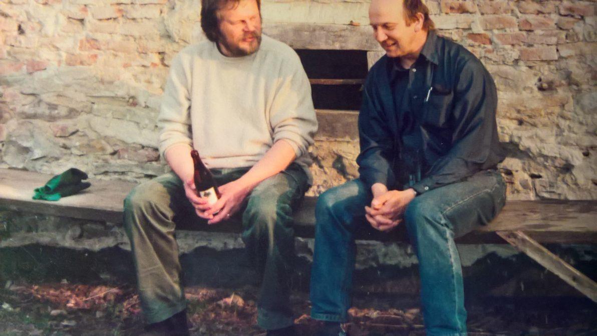 Pfr. Friese und H. Nötzold